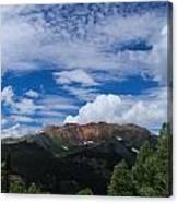 Baldy Mtn Summer Canvas Print