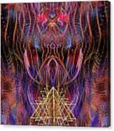 Balefire Canvas Print
