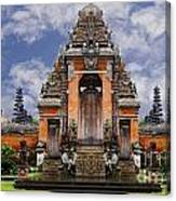 Bali Canvas Print