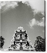 Bali Temple Canvas Print