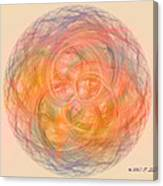 Ball Of Calm Canvas Print
