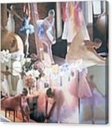 Ballarina Beauty - Sold Canvas Print
