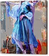 Ballerina 37 Canvas Print