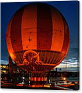 The Great Balloon Canvas Print