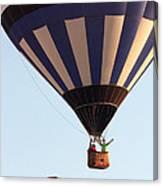 Balloon-2shotwave-7393 Canvas Print