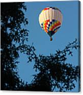 Balloon-6992 Canvas Print