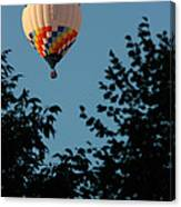 Balloon-7058 Canvas Print