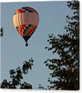 Balloon-7097 Canvas Print
