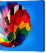Balloon Colors Canvas Print