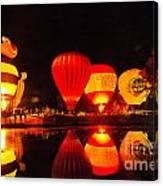 Balloon Fest 2 Canvas Print