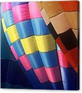Balloon Patterns Canvas Print