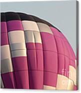 Balloon-purple-7457 Canvas Print