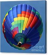 Balloon Square 2 Canvas Print