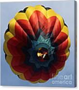 Balloon Square 3 Canvas Print