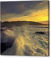 Ballydonegan Bay Canvas Print