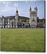Balmoral Castle Scotland Canvas Print