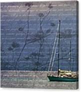 Balmy Lumiere Canvas Print