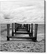 Baltic Sea Canvas Print