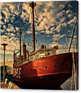 Baltimore Bay  Canvas Print