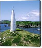 Baltimore Beacon Canvas Print