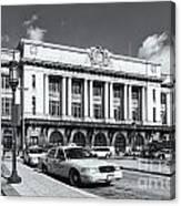 Baltimore Pennsylvania Station Iv Canvas Print