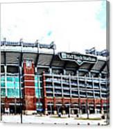 Baltimore Ravens - M And T Bank Stadium Canvas Print