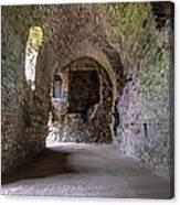 Balvenie Castle - 4 Canvas Print