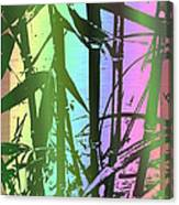 Bamboo Study 8 Canvas Print