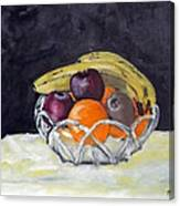 Banana's Canvas Print