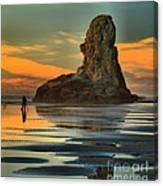 Bandon Photographer Canvas Print
