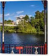 Bandstand View Canvas Print