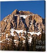 Banff National Park Scenic 1 Canvas Print