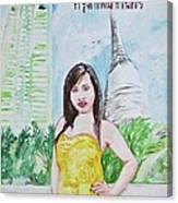 Bangkok 2009 Canvas Print
