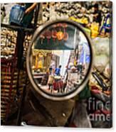 Bangkok Market Scene I Canvas Print