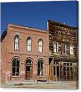 Bank Of Bodie Canvas Print