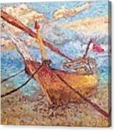 Banoush II Canvas Print