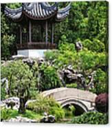 Bansi Garden Canvas Print