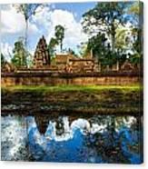 Banteay Srei - Angkor Wat - Cambodia Canvas Print