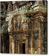 Banteay Srei Temple 01 Canvas Print