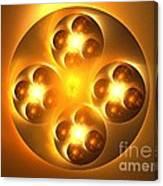 Baoding Balls Canvas Print