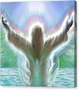Baptism Of Yshuah Canvas Print