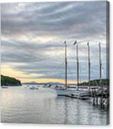 Bar Harbor Sunrise Canvas Print