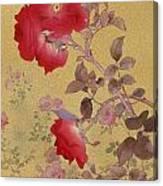 Bara Crop IIi Canvas Print