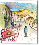 Barca De Alva Street 01 Canvas Print