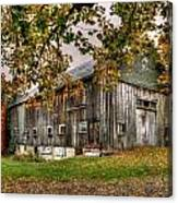 Barn House Canvas Print