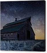 Barn V Canvas Print