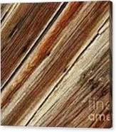 Barn Wood Detail Canvas Print