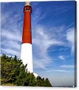 Barnaget Lighthouse Canvas Print