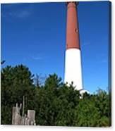 Barnegat Lighthouse Canvas Print