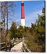 Barnegat Lighthouse II Canvas Print
